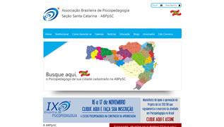 Associação Brasileira de Psicopedagogia Seção Santa Catarina