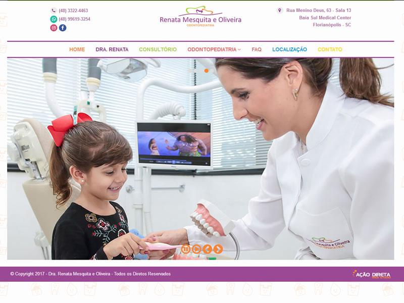 Odontopediatria Renata Mesquita