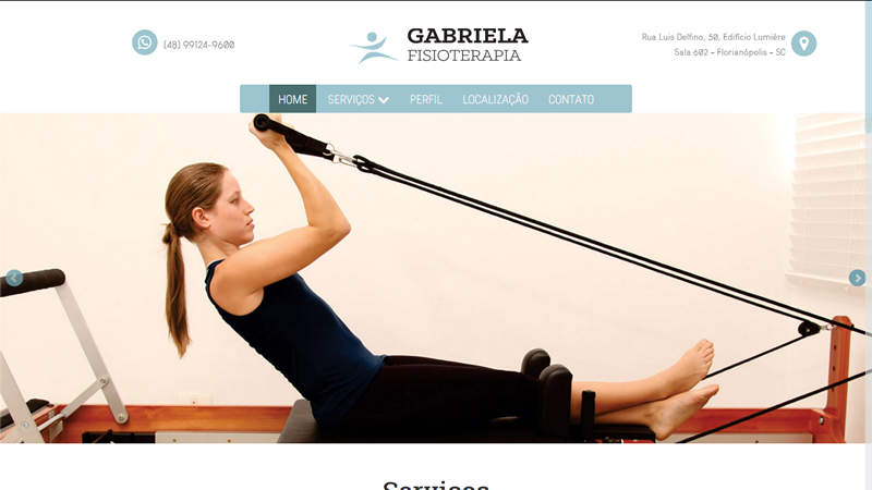 Gabriela Fisioterapia
