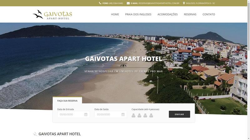 Gaivotas Apart Hotel