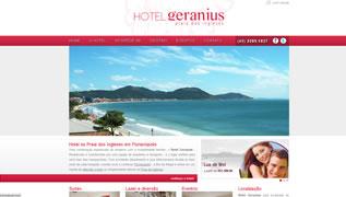 Hotel Geranius - Praia dos Ingleses