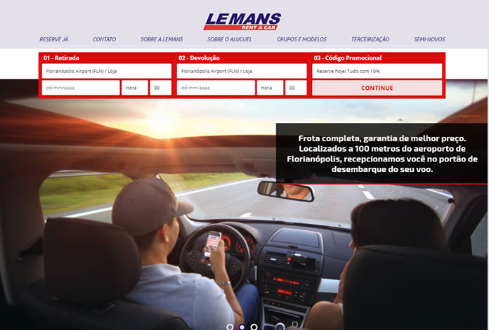 Le Mans - Rent a Car