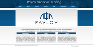 Pavlov Financial Planning