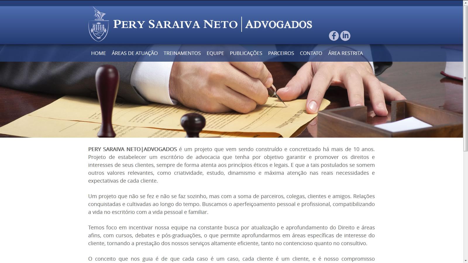 Pery Saraiva Neto