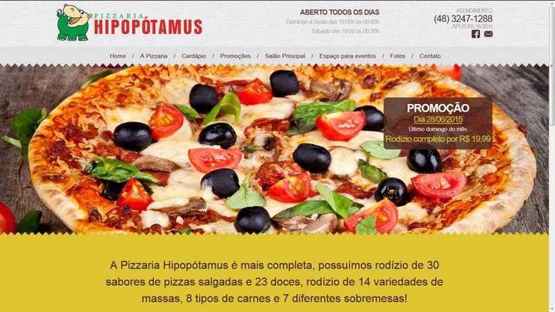 Pizzaria Hipopotamus