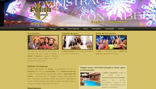 Podium Formaturas e Eventos